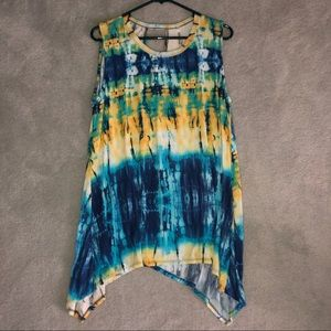 Tie-Dyed Tunic